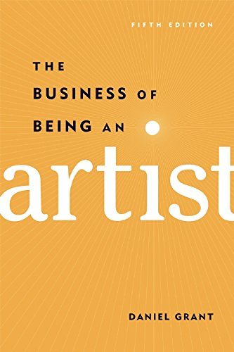 Business of Being an Artist  5th 2015 edition cover