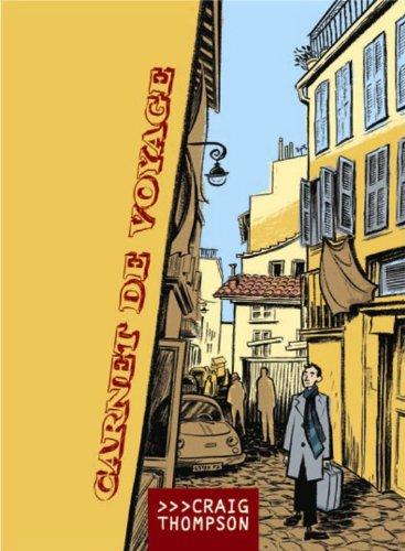 Carnet de Voyage   2004 edition cover