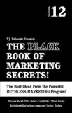 Black Book of Marketing Secrets  N/A 9781933356600 Front Cover