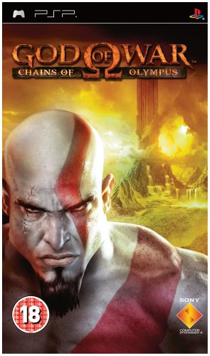 God of War: Chains of Olympus (PSP) Sony PSP artwork