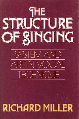 Structure of Singing System and Art Vocal Technique  1996 9780028726601 Front Cover