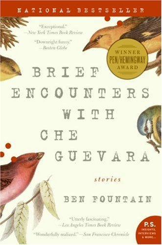 Brief Encounters with Che Guevara  N/A 9780060885601 Front Cover
