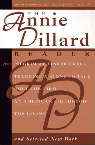 Annie Dillard Reader Lost Heart Asia N/A edition cover