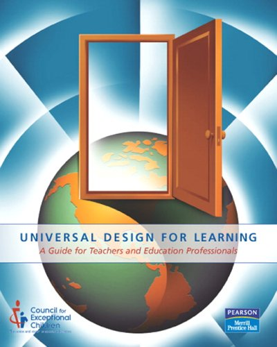 Universal Design for Learning   2005 edition cover