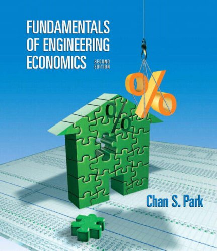 Fundamentals of Engineering Economics  2nd 2008 edition cover