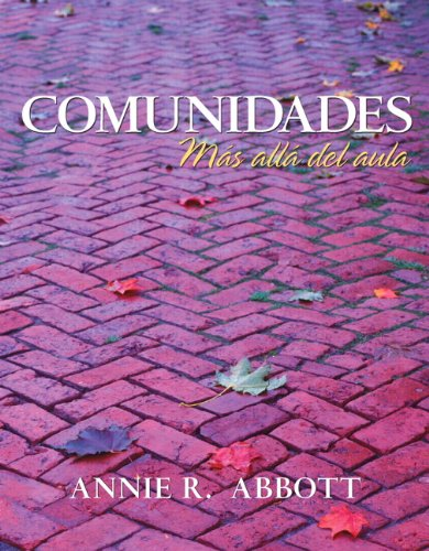 Comunidades   2010 edition cover