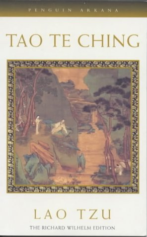 Tao Te Ching The Book of Meaning and Life  2002 9780140190601 Front Cover