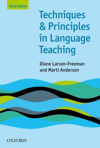 Techniques and Principles in Language Teaching  3rd 2011 edition cover