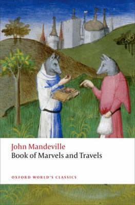 Book of Marvels and Travels   2012 edition cover