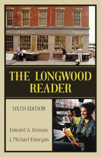 Longwood Reader  6th 2006 edition cover