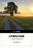 Literature A Pocket Anthology Plus 2014 MyLiteratureLab -- Access Card Package 6th 2015 edition cover