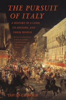 Pursuit of Italy A History of a Land, Its Regions, and Their Peoples  2012 edition cover
