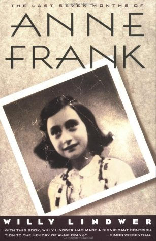 Last Seven Months of Anne Frank  N/A edition cover
