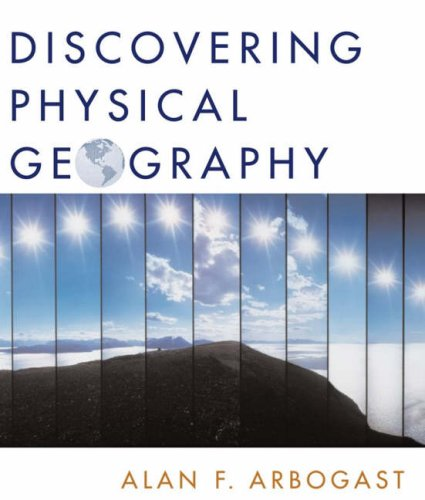 Discovering Physical Geography   2007 edition cover
