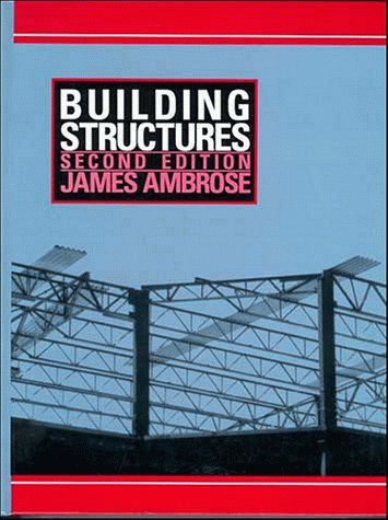 Building Structures  2nd 1993 (Revised) 9780471540601 Front Cover