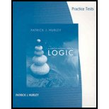 CONCISE INTRO.TO LOGIC-PRACTIC 10th 2008 edition cover
