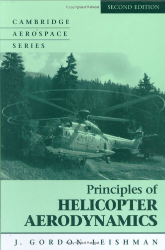 Principles of Helicopter Aerodynamics  2nd 2005 (Revised) 9780521858601 Front Cover