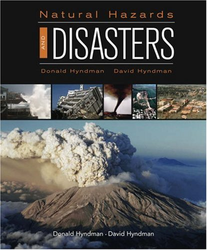Natural Hazards and Disasters   2006 edition cover