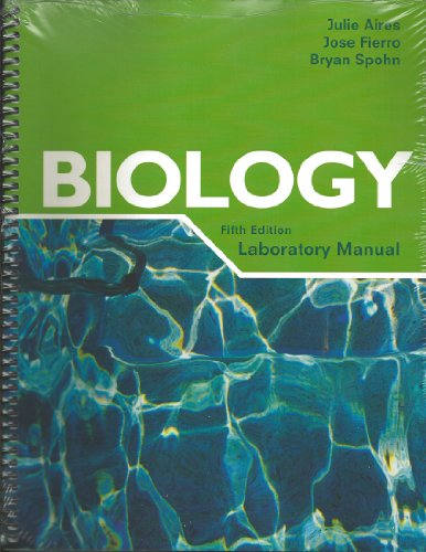 BIOLOGY LAB.MAN. >CUSTOM< N/A 9780536696601 Front Cover
