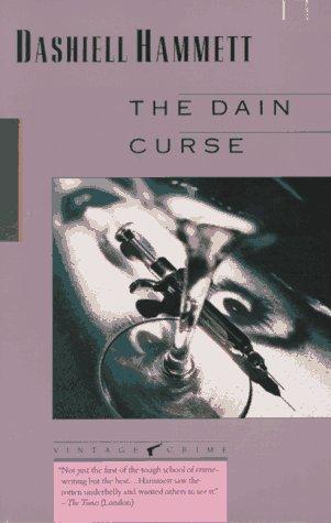 Dain Curse  N/A edition cover