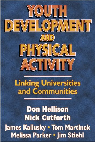 Youth Development and Physical Activity Linking Universities and Communities  2000 edition cover