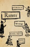 Collection of Ranter Writings Spiritual Liberty and Sexual Freedom in the English Revolution  2014 edition cover