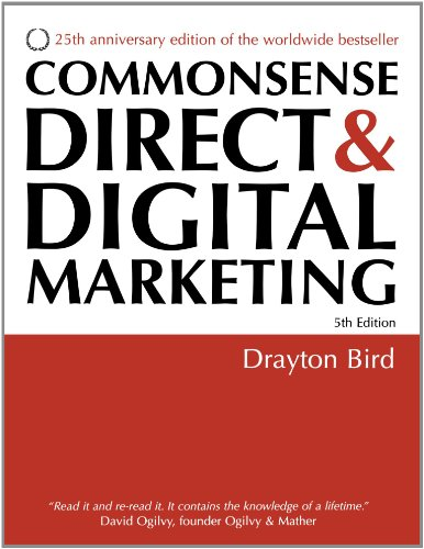 Commonsense Direct and Digital Marketing  5th 2007 (Revised) edition cover