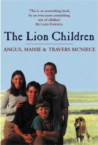 The Lion Children N/A edition cover