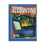 College Accounting : Chapters 1-29 4th 2000 (Student Manual, Study Guide, etc.) 9780763801601 Front Cover