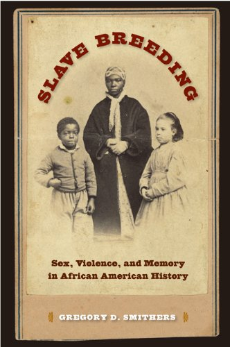 Slave Breeding Sex, Violence, and Memory in African American History N/A edition cover