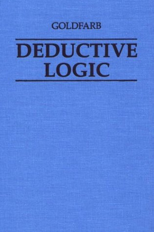 Deductive Logic   2003 edition cover