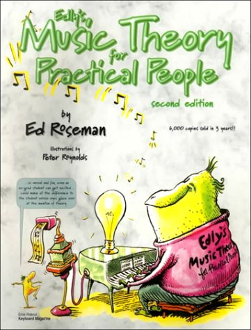 Edly's Music Theory for Practical People 2nd 2001 (Revised) edition cover