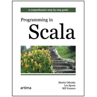 Programming in Scala   2007 edition cover