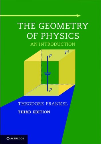 Geometry of Physics An Introduction 3rd 2011 edition cover