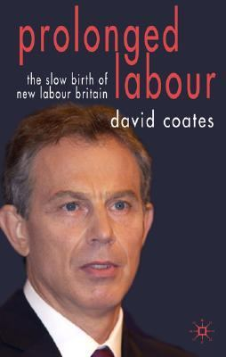 Prolonged Labour The Slow Birth of New Labour in Britain  2005 9781403993601 Front Cover