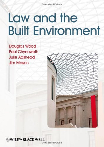 Law and the Built Environment  2nd 2011 9781405197601 Front Cover