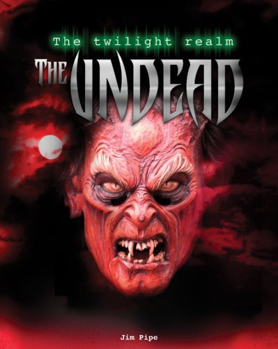 The Undead:   2013 edition cover