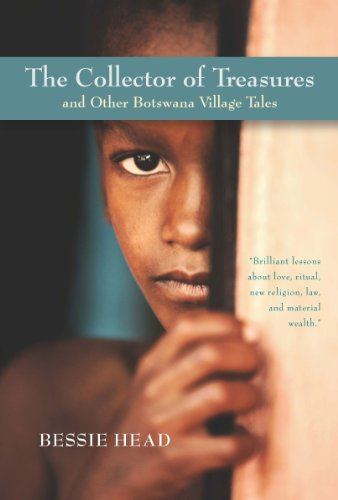 Collector of Treasures and Other Botswana Village Tales  N/A edition cover