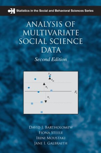Analysis of Multivariate Social Science Data  2nd 2011 (Revised) edition cover
