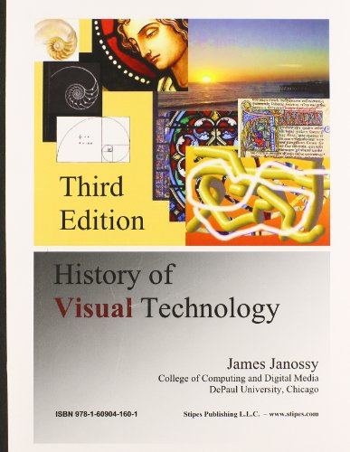 History of Visual Technology:   2012 edition cover