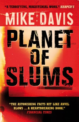 Planet of Slums   2007 edition cover