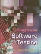 Foundations of Software Testing   2007 edition cover