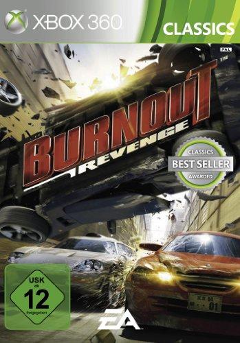 Burnout Revenge [Software Pyramide] Xbox 360 artwork