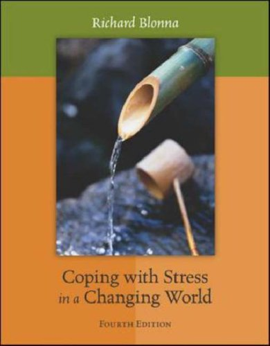 Coping with Stress in a Changing World  4th 2007 (Revised) edition cover