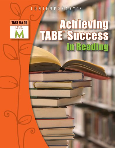 Achieving Tabe Success in Reading   2006 (Workbook) edition cover