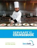 Servsafe Coursebook  6th 2015 (Revised) edition cover