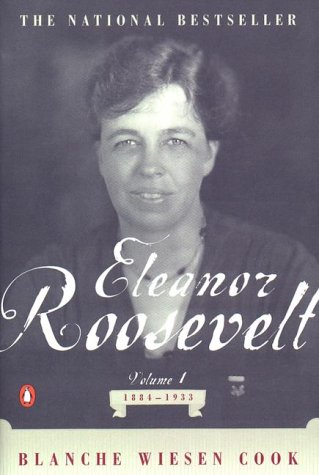 Eleanor Roosevelt, 1884-1933   1993 edition cover