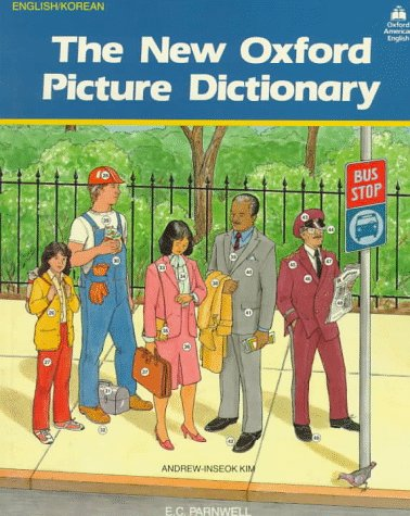 Basic Oxford Picture Dictionary   1989 9780194343602 Front Cover