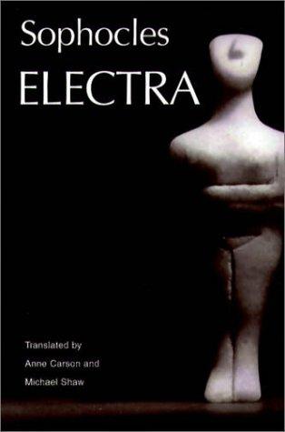 Electra   2001 edition cover