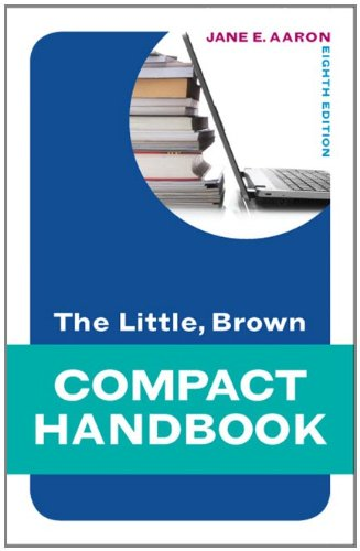Little, Brown  8th 2012 (Revised) edition cover
